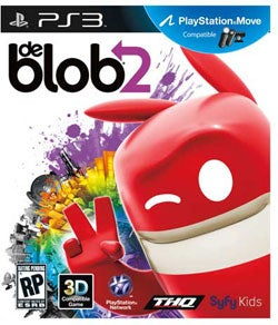 PS3 - De Blob: The Underground - By THQ