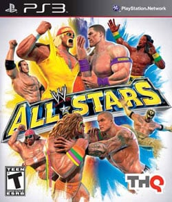 PS3 - WWE All-Stars - By THQ