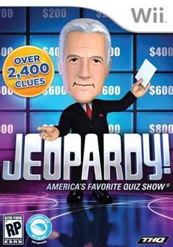 Wii - Jeopardy