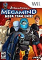 Wii - Megamind: Mega Team Unite - By THQ