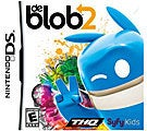 NinDS - De Blob: The Underground