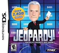 Nintendo DS - Jeopardy