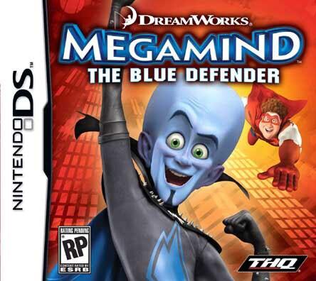 Nintendo DS - Megamind