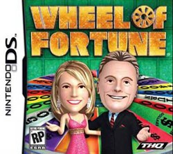 Nintendo DS - Wheel of Fortune