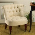 Safavieh Somerset Pull-up Ivory Chair