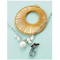 Vintage Groove 3-piece Quartz Drop Bead Kit