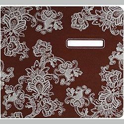 Postbound Brown Label Holder Album (12 x12)