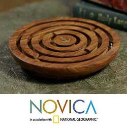 Wood Maze Game (India)