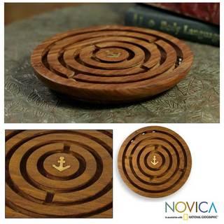 Wood Maze Game (India)