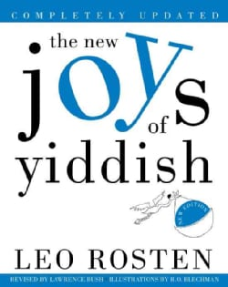 The New Joys of Yiddish (Paperback)