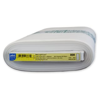 Pellon 808 Craft-Fuse Iron-On Fusible Stabilizer (20-inch x 10yd)