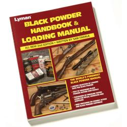 Lyman 2nd Edition Black Powder Handbook and Loading Manual