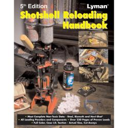 Lyman 5th Edition Shotshell Reloading Handbook