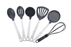 Miu France 6-piece Stainless Steel Handle Kitchen Tool Set