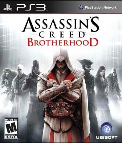 PS3 - Assassins Creed III: Brotherhood - By UbiSoft