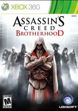 Xbox 360 - Assassin's Creed: Brotherhood - By UbiSoft