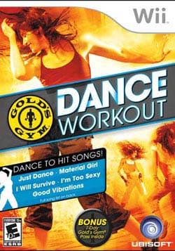 Wii - Gold`s Gym Dance Workout