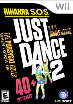 Wii - Just Dance 2 - By UbiSoft