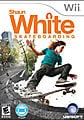 Wii - Shaun White Skateboarding - By UbiSoft