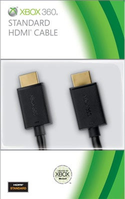 Xbox 360 HDMI Cable