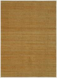 Hand-woven Natural Jute Rug (8' x 11')