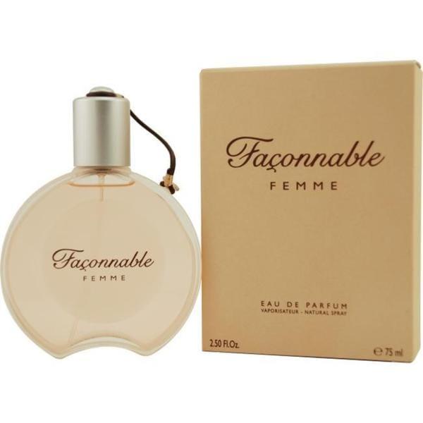 Faconnable Femme Eau de Parfum Spray