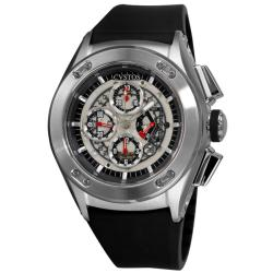 Cvstos Men's 'Challenge-R 50' Stainless Steel Chronograph Watch