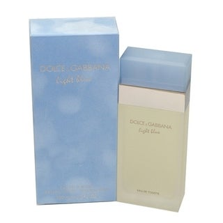 D&G 'Light Blue' Women's 3.4-ounce Eau de Toilette Spray
