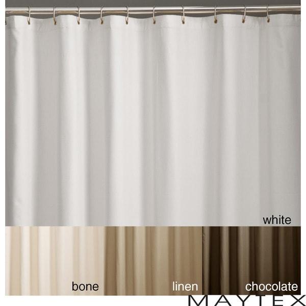Microfiber Shower Curtain Liner