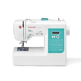 Singer Stylist 7258 Sewing Machine with Automatic Needle Threader