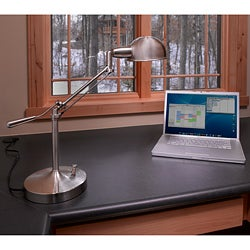 Verilux Brookfield Natural Spectrum Desk Lamp Overstock