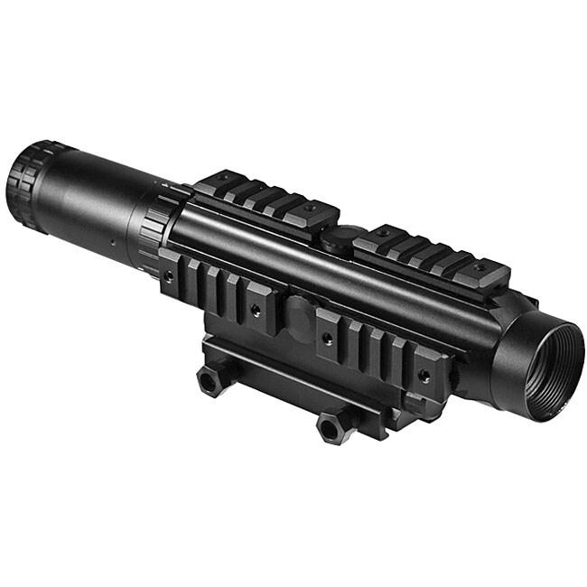 Barska 1-4x24 IR Electro Sight Rifle Scope