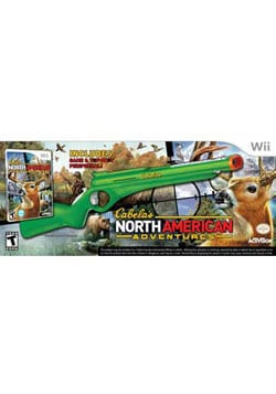 Wii - Cabela's North American Adventures 2011 Bundle