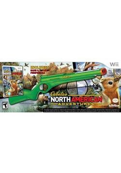 Wii - Cabela's North American Adventures 2011 Bundle