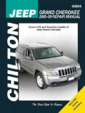 Chilton Jeep Grand Cherokee, 2005-09 Repair Manual (Paperback)