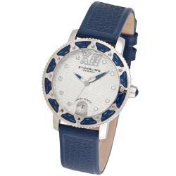 Stuhrling Original Women's 'Lady Marina' Crystal Watch