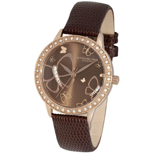 Stuhrling Original Women's 'Fantasia' Swiss Quartz Watch