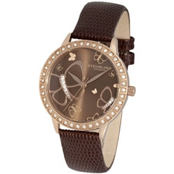 Stuhrling Original Women's 'Fantasia' Swiss Quartz Watch