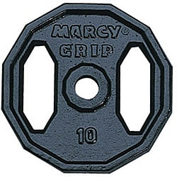 Impex MG10 10-pound Marcy Standard Plate