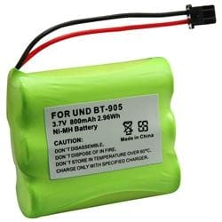 Cordless Phone Ni-MH Battery for Uniden BT-905