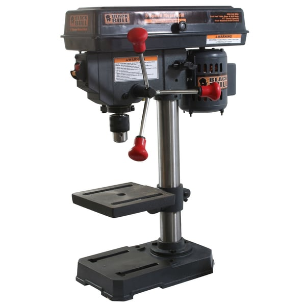 Black Bull 5-speed Drill Press