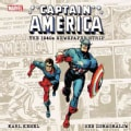 Captain America: The 1940s Newspaper Strip (Paperback)
