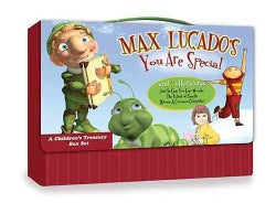 Max Lucado's You Are Special and 3 Other Stories: A Children's Treasury Box Set (Hardcover)
