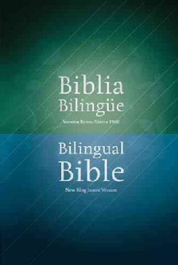 Biblia Bilingue / Bilingual Bible: Version Reina Valera 1960 / New King James Version (Hardcover)