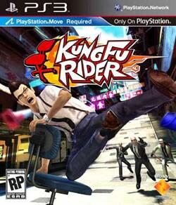 PS3 - Kung Fu Rider