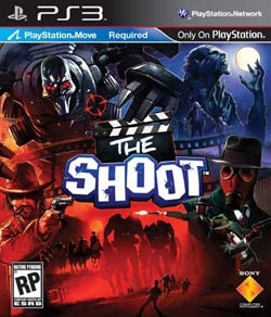 PS3 - The Shoot (PlayStation Move) - By Sony Computer Entertainment