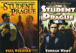 Student of Prague Collection (DVD)