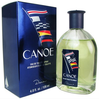 Dana 'Canoe for Men' Men's 4-ounce Eau de Toilette Spray