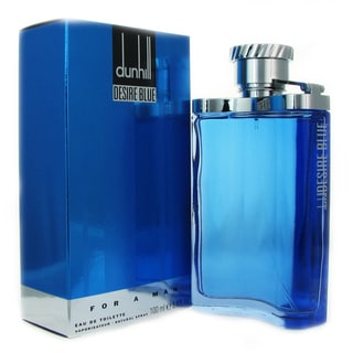 Desire Blue For a Man by Dunhill 3.3-ounce Eau de Toilette Spray