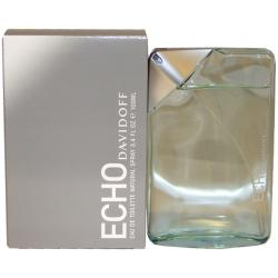 Davidoff 'Echo Men' Men's 3.3-ounce Eau de Toilette Spray